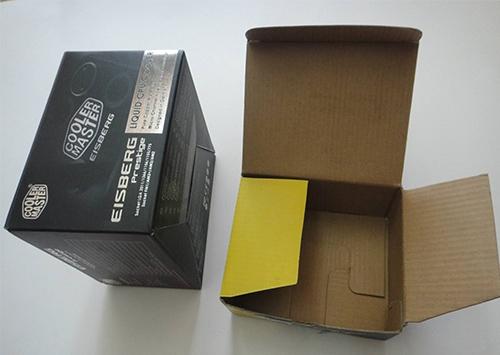 虎门包装纸盒的制作