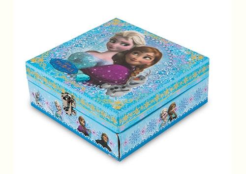 卡通玩具包装盒